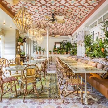 Le restaurant Sir Winston fait peau neuve et gagne une belle terrasse