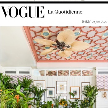NEWSLETTER VOGUE